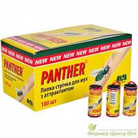 "Липучка для мух ""Panther"".  Цена за 1 шт."
