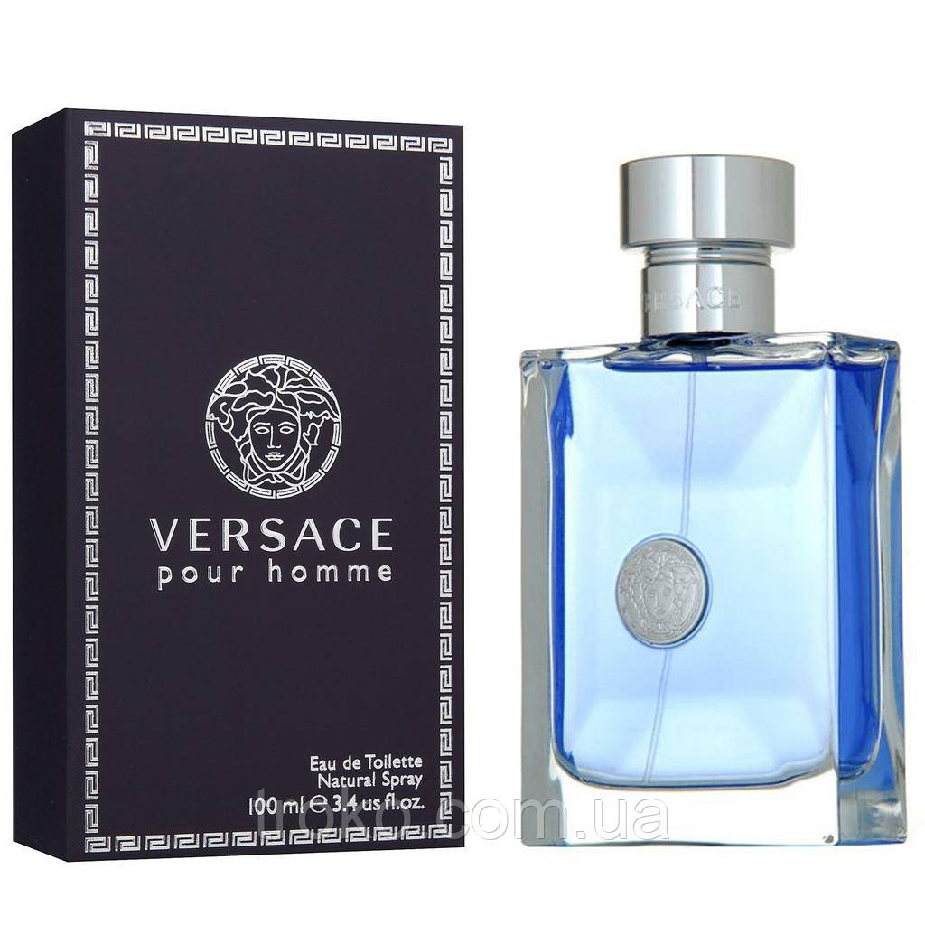 Туалетная вода Versace Versace pour Homme