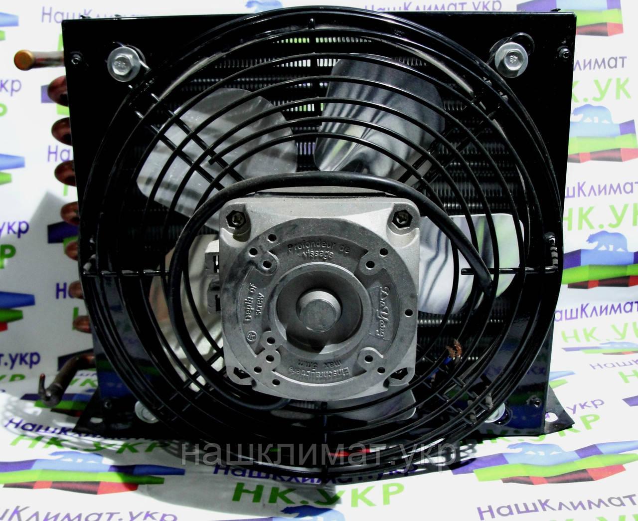 Конденсатор воздушный CD-2 (0,6квт+ вент) - НашКлимат в Мелитополе