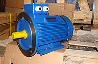 Электродвигатель АИР132М2 (11 кВт, 3000 об/мин)
