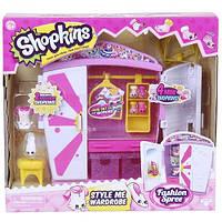 Игровой набор Shopkins&Shoppies Модный гардероб 56298