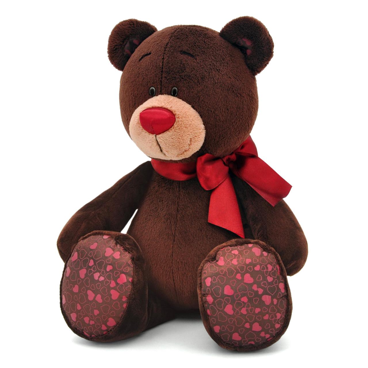 Мягкая игрушка «Orange» (C004/30) медвежонок Choco сидячий, 30 см