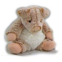Мягкая игрушка «Nicotoy» (5834565) плюшевый поросёнок, 27 см
