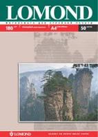 Фотобумага Lomond глянцевая / глянцевая ( формат А4 плотность 180 г/м2 двухсторонняя глянцевая ) 50 листов