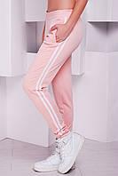Спортивные штаны от костюма «Восторг» pink