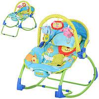 Шезлонг-качалка для детей BAMBI PK 308-309