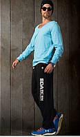 Спортивные штаны мужские с манжетом