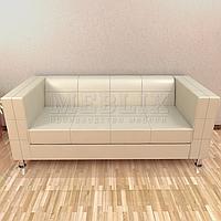 Диван для кафе Dream трехместный. Мягкая мебель для кафе и баров.