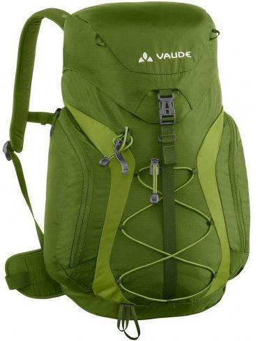 Современный туристический рюкзак 32 л. Vaude Jura 4021574174139 Зеленый