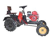 Мототрактор Bulat BT177F (9 л. с., бензин, ручной стартер, воздушное охл.)