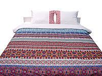 Двойной бязевый комплект постельного белья, Вишиванка