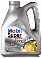 Моторное масло Mobil Super 5W-40 ✔ емкость 4л.