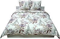 Семейный бязевый комплект постельного белья, 4428 Мокачіно