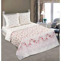 Комплект постельного белья двуспальный, поплин Камилла