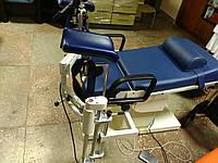 Гинекологическое кресло с кольпоскопом Leisegang