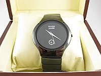 Часы Rado Jubile True Black 40mm Ceramica HI-TECH. Replica: AAA, фото 1