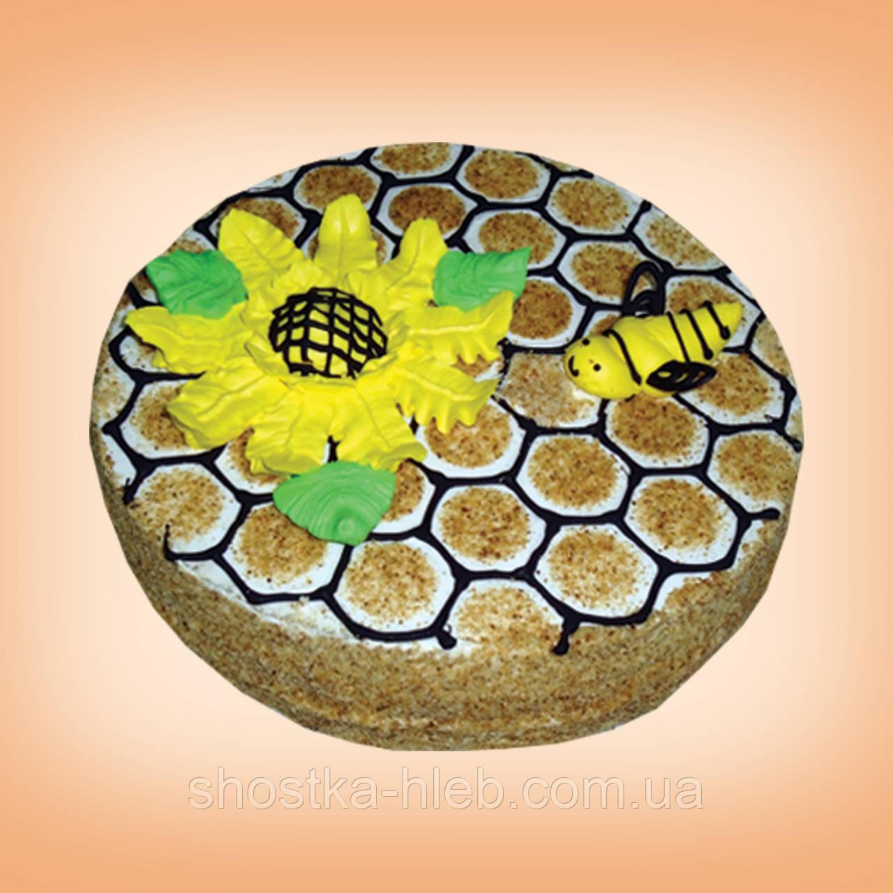 """Торт """" Бджілка"""""""