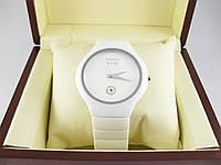 Часы Rado Jubile True White, Керамика HI-TECH. Реплика: ААА, фото 1