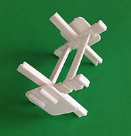 Крестики распорные 5мм,10мм для чешских стеклоблоков