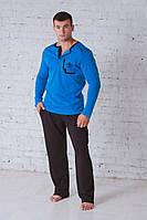 Пижама мужская бирюза 702, фото 1