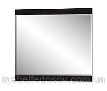 Зеркало Ева NEW (Мебель-Сервис)  1002хх904мм макасар