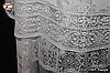 Свадебный шарф Алиса (айвори), фото 3