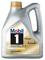Моторное масло Mobil 1 OW-40 ✔ 4л