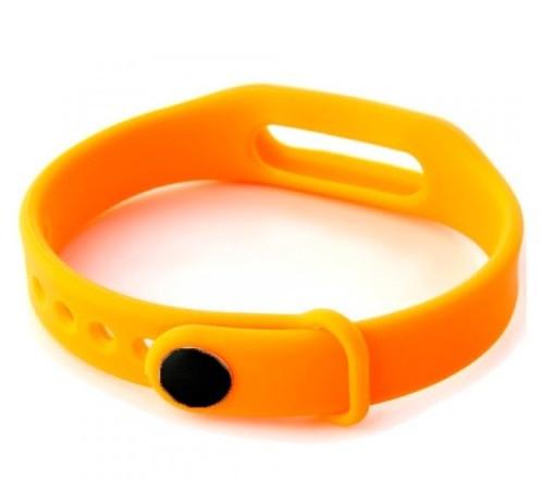 Ремешок для браслета Xiaomi Mi Band 2 (Orange)
