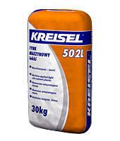 KREISEL штукатурка известково-цементная машинная легкая №502l, 30 кг