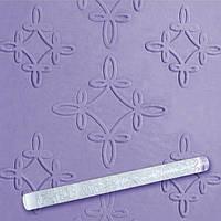 Скалка текстурная акрил. Empire EM-8931