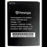 Аккумулятор (Батарея) Prestigio PAP3350 DUO MultiPhone (1900 mAh)