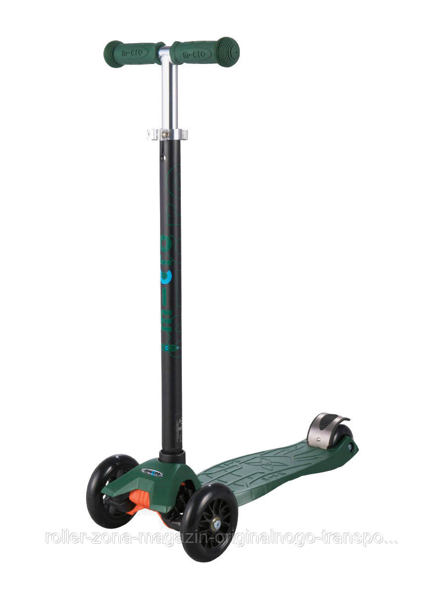 Самокат Maxi Micro Camo Green T