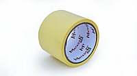 Скотч малярный желтый, 72 мм*20 м
