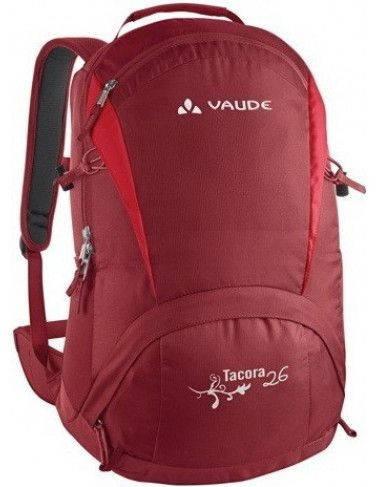 Женский компактный рюкзак 26 л. Vaude Tacora 4021574288461 Красный