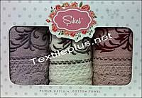 Кухонные полотенца Sikel 3шт