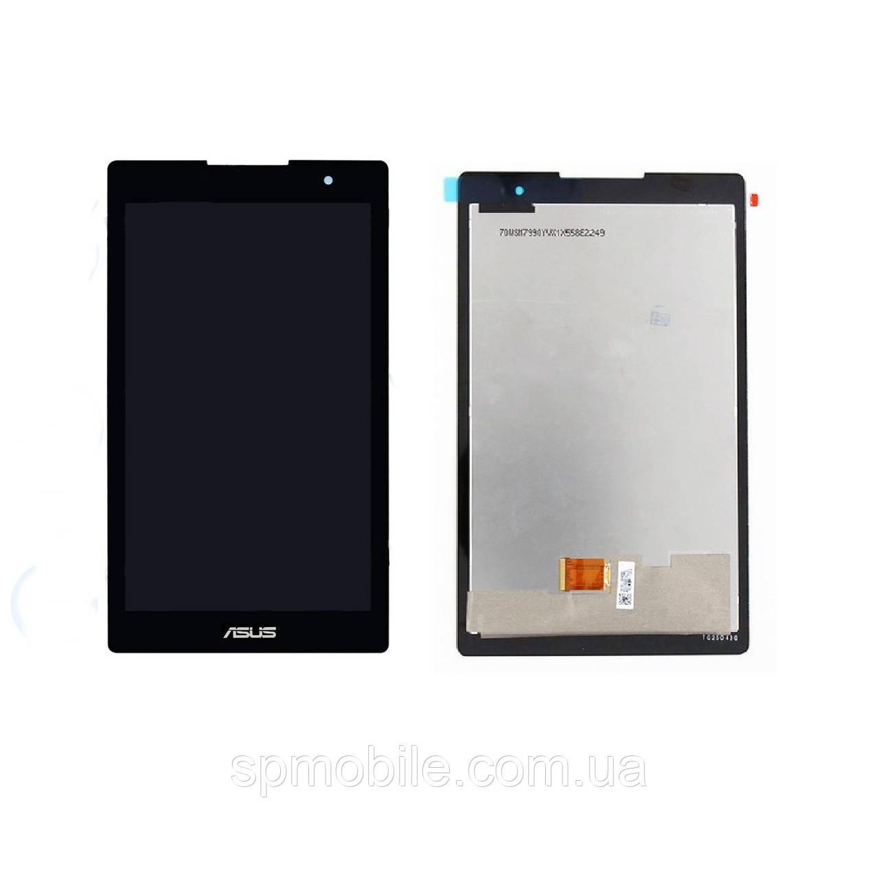 Дисплей Asus Z170CG ZenPad C (P01Y / P01Z) с тачскрином в рамке (Black)  Original