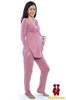 Пижама 2в1: беременность, кормление, фото 1