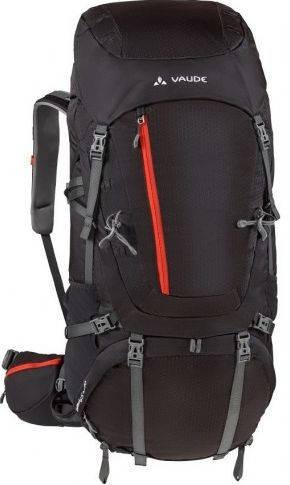 Мужской туристический  рюкзак 75+10 л. Vaude Centauri 4021574257122 Черный