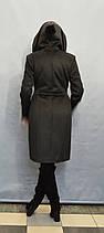 Пальто серое ICON 60027, фото 3