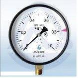 Манометр 1 МПа ДМ 05063, класс точности 2,5, механизм из медно-латунного сплава, Стеклоприбор