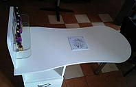 """Маникюрный стол """"Эстет №1"""" со встроенной вытяжкой"""