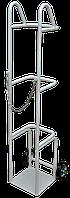 Тележка для перевозки баллонов ТДБ-1