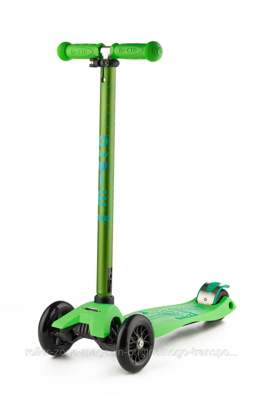 Самокат Maxi Micro Deluxe Green
