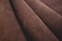 Кожа  НУБУК коричневый 400