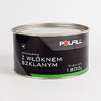 Шпаклівка зі скловолокном POLFILL 1,8 кг