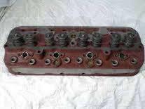 Головка блоку циліндрів ЮМЗ з клапанами Д65