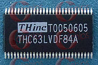 LVDS интерфейс THINE THC63LVDF84A TSSOP56
