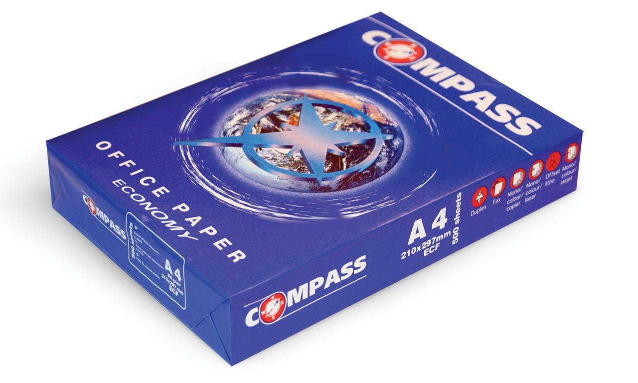 Бумага A4 COMPASS ECONOMY 75 г/м