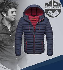 Куртка мужская зимняя брендовая