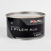 Шпаклівка POLFILL з алюмінієвим пилом 1,8 кг